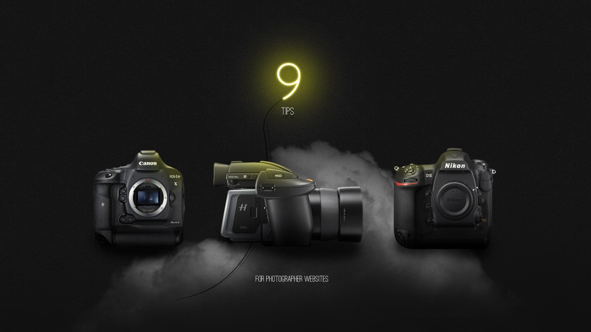 Ιστοσελίδα για φωτογράφους